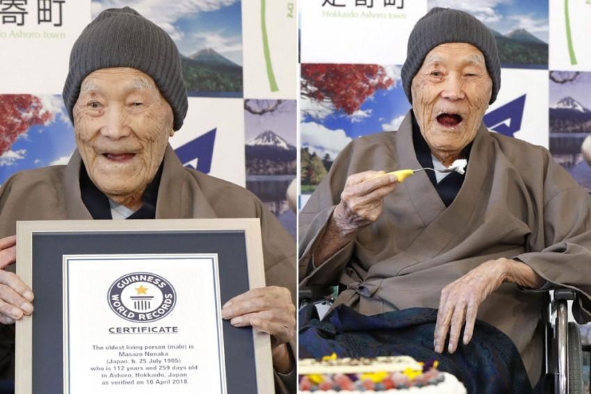 World's Oldest Man, Masazo Nonaka, Dies At 113 In Japan