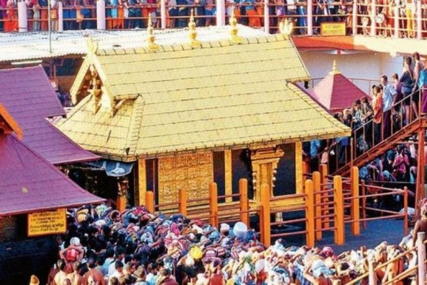 Sabarimala: Temple Closes Marking End Of Annual Pilgrimage Season; Political War Continues