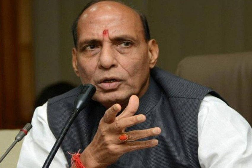 Congress Uses BR Ambedkar Only For Votes, Says Rajnath Singh In Nagpur Rally