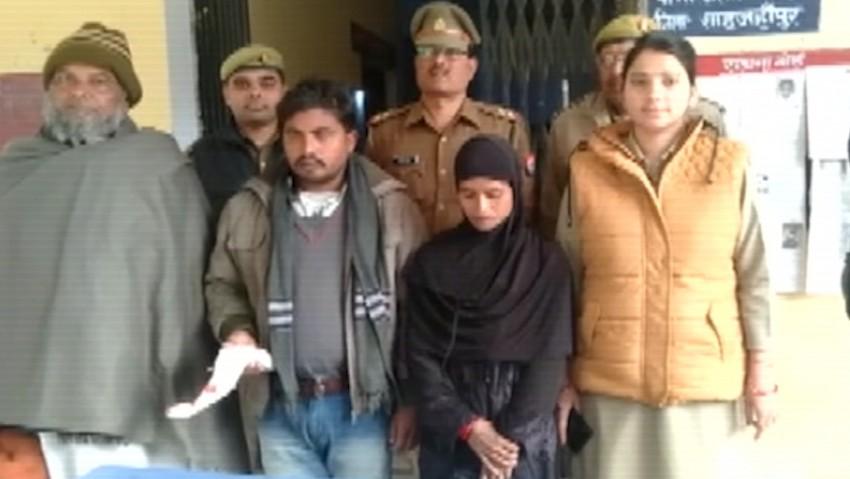 Uttar Pradesh: Family Throws Infant Over Suspicion Of Being Possessed By Evil Spirits