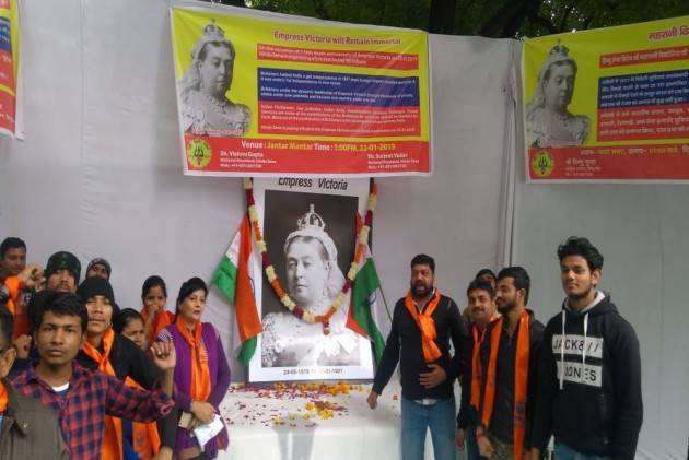 Hindu Sena Marks Queen Victoria's Death Anniversary, Says She Freed India From Muslims