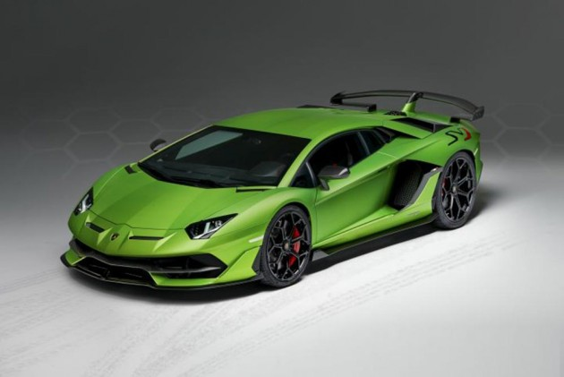 King Of The Ring Lamborghini Aventador Svj Launched In India Sort Of