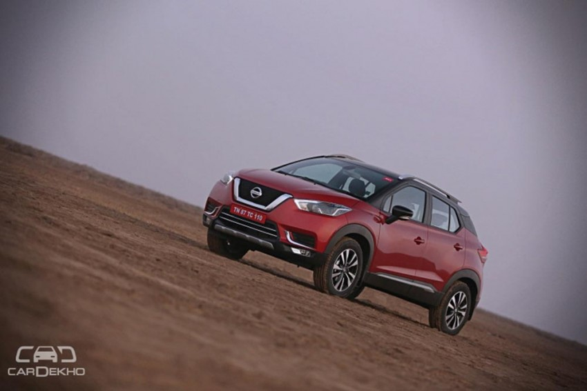 Nissan Kicks Launched In India; Price Starts At Rs 9.55 Lakh