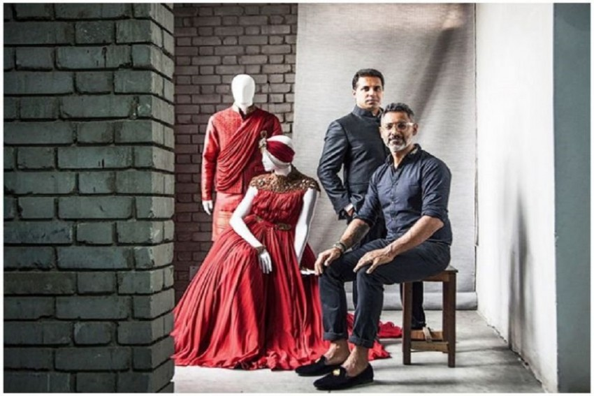 It's Like Being Reborn In The World Of Fashion, Says  Designer Duo Shantanu And Nikhil Mehra