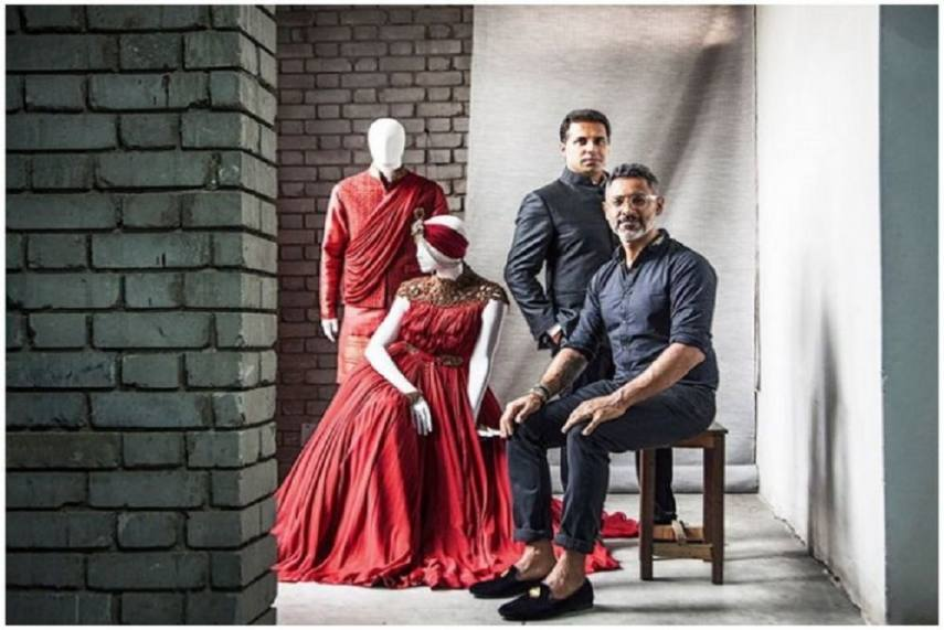 It S Like Being Reborn In The World Of Fashion Says Designer Duo Shantanu And Nikhil Mehra