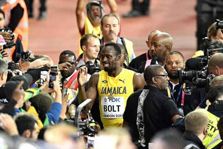 Sprint Legend Usain Bolt Gives Up Football Dream, To Concentrate On Business Career