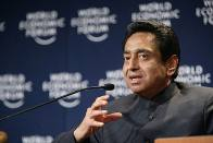 GDP A Fancy Figure, At Times It Can Be Misleading: Kamal Nath