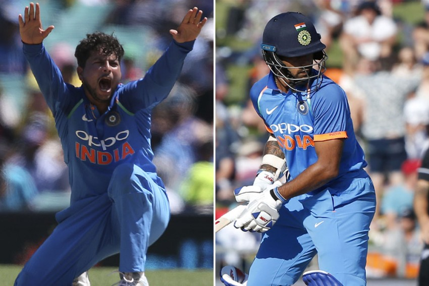 New Zealand Vs India, 1st ODI: Bowlers, Shikhar Dhawan Give India 8-Wicket Win In Eventful Opener