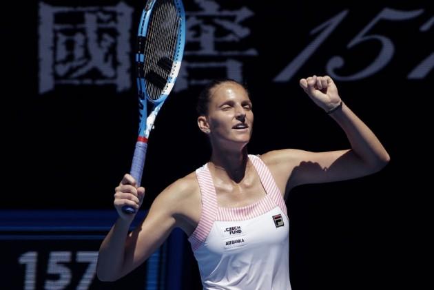 Australian Open: Karolina Pliskova Stuns Serena Williams, Plays Naomi Osaka In Semis