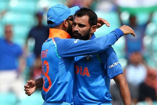 New Zealand Vs India, 1st ODI: Mohammed Shami Becomes Fastest Indian To Reach 100 ODI Wickets