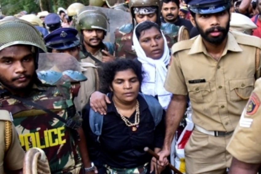 Kerala Woman Who Entered Sabarimala Temple Thrown Out By Family, Forced To Stay At Shelter Home
