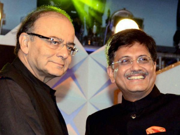 Arun Jaitley Away For Treatment, Piyush Goyal Gets Interim Charge Of Finance Ministry
