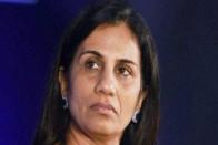 ICICI Bank- Videocon Loan Case: CBI FIR Names Chanda Kochhar, Husband As Accused
