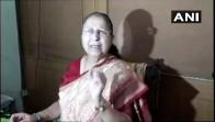 Priyanka Gandhi Vadra''s Appointment Shows Rahul Gandhi Can't Handle Politics Alone: Sumitra Mahajan