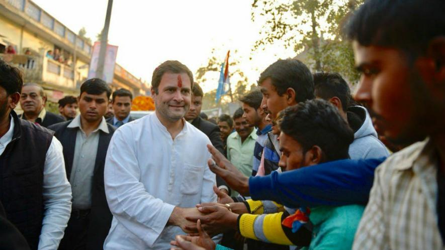 Congress Will Win Next UP Assembly Polls: Rahul Gandhi In Amethi