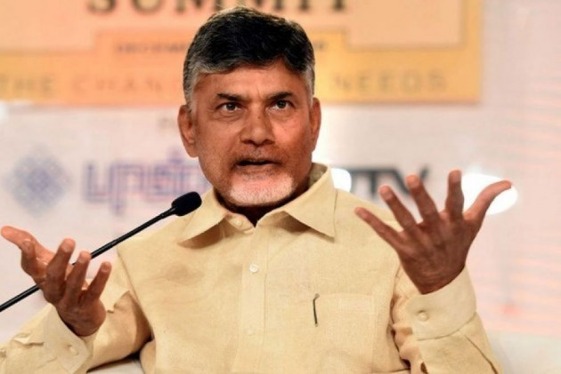 It's Time For Narendra Modi To Go Home, Says Andhra CM Naidu