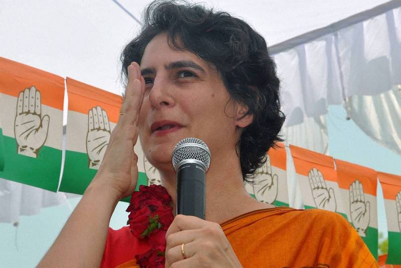 Priyanka's Entry Into Politics To Cause More Damage To SP-BSP Coalition Than BJP