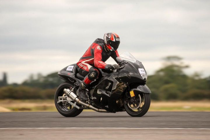 If You Thought The Kawasaki H2R Was Fast, Think Again!