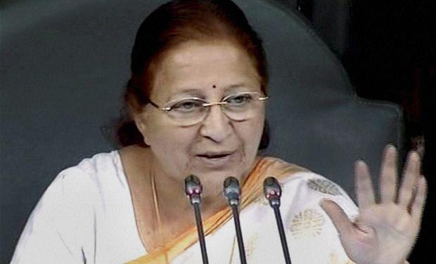 Rahul Gandhi Can't Handle Politics Alone, Needs Sister's Help: Sumitra Mahajan