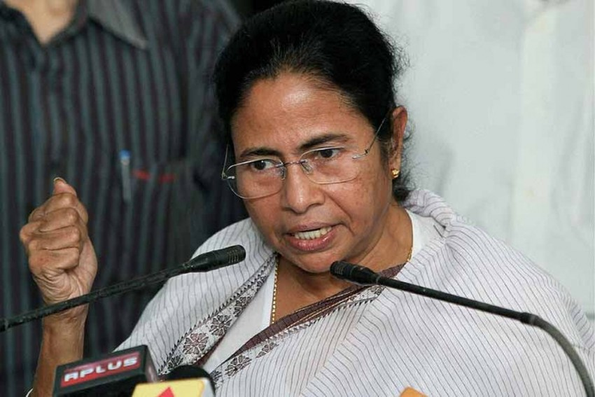BJP Using CBI To Harass Opposition Parties, Mamata Alleges