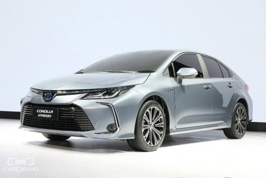 New Gen Toyota Corolla India Launch In 2020