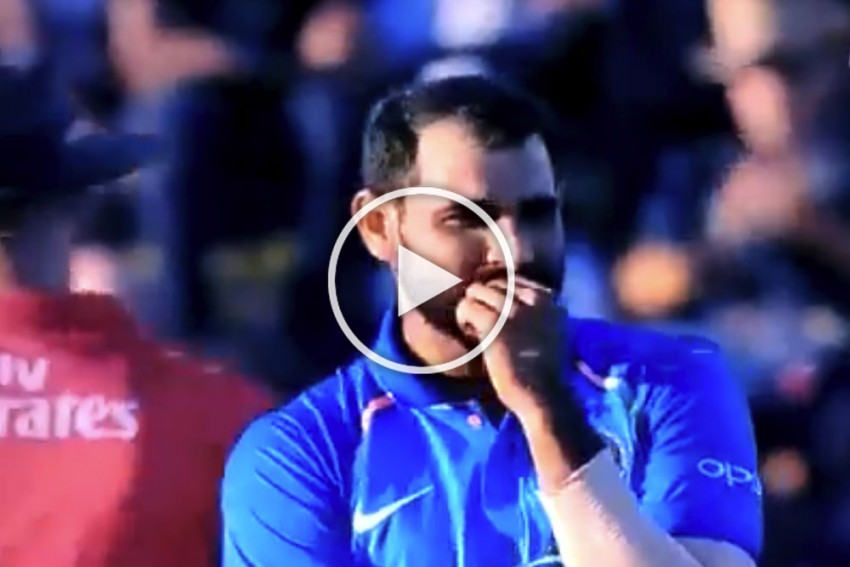 This Is Cricket For You, It's A Great Leveller: Gavaskar Describes Shami's Intriguing Over To Williamson – VIDEO