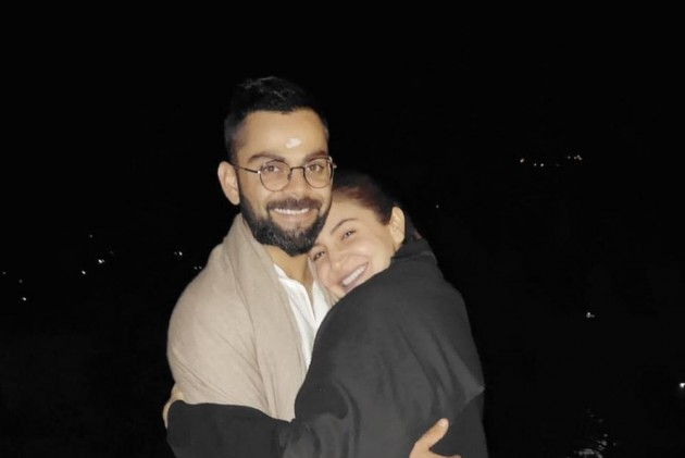 Other Kohli Loves To Do Normal Things Like Full-Moon Walking With Wife Anushka