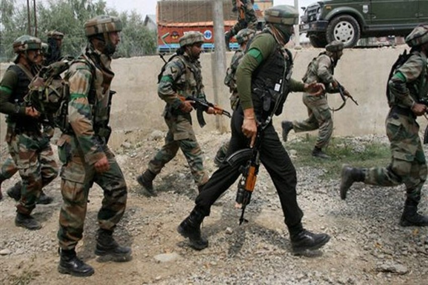 Two Militants Killed In Encounter In Srinagar's Khonmoh