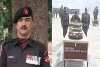 Family Of Lance Naik Nazir Ahmed Wani, Who Was Killed On Duty Receives Ashoka Chakra