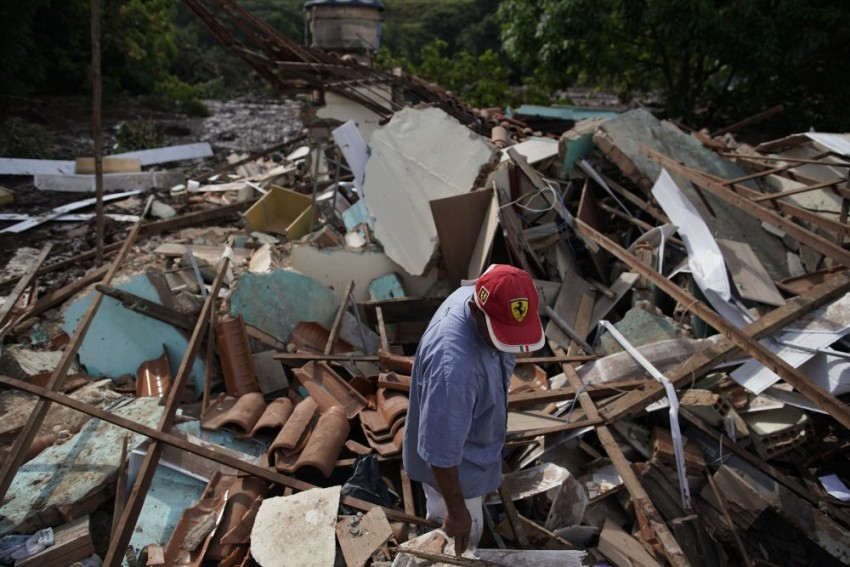 40 Dead In Brazil Dam Collapse, Many Feared Buried In Mud