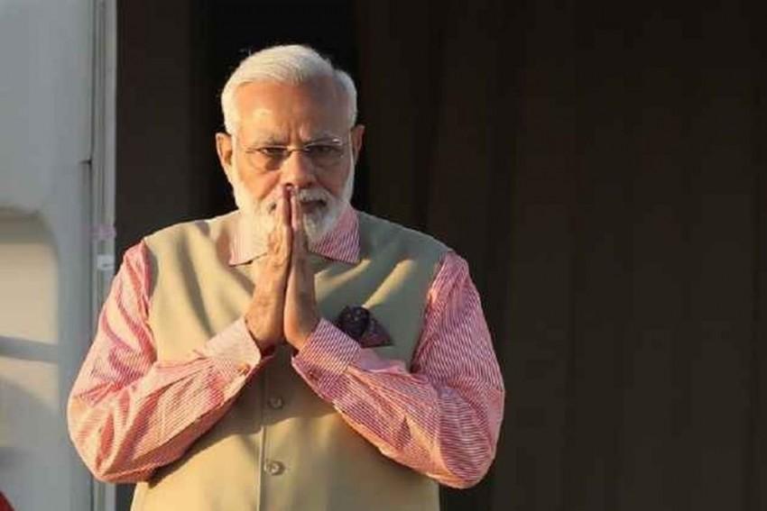 Twitter War, Black Flag Demo Against PM Modi Ahead Of Tamil Nadu Visit