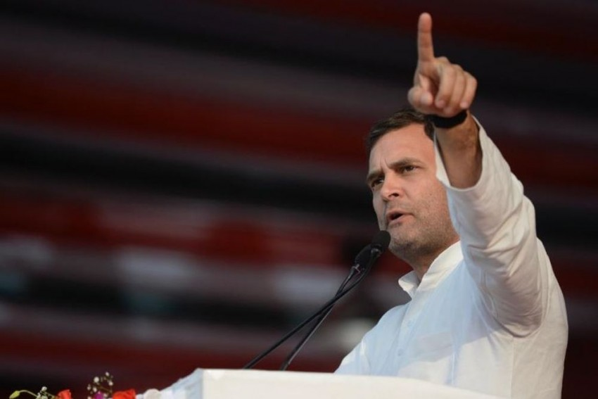 Rahul Gandhi Promises Minimum Income Guarantee To Poor If Congress Returns To Power