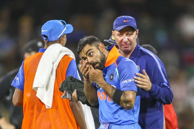 New Zealand Vs India 2019: Virat Kohli Leads India To Series Win In His Last Match