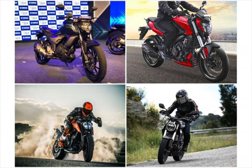 Motorcycle News Of The Week: New Yamaha FZ, KTM 790 Duke, Honda CB300R Launch & More