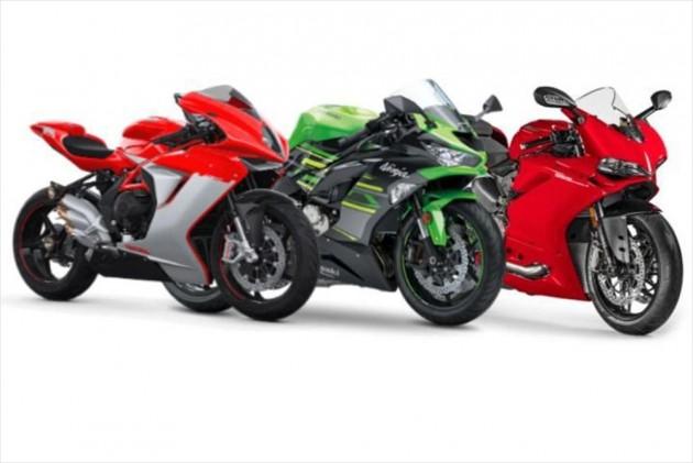 Kawasaki Ninja Zx 6r Vs Mv Agusta F3 800 Vs Ducati 959 Panigale