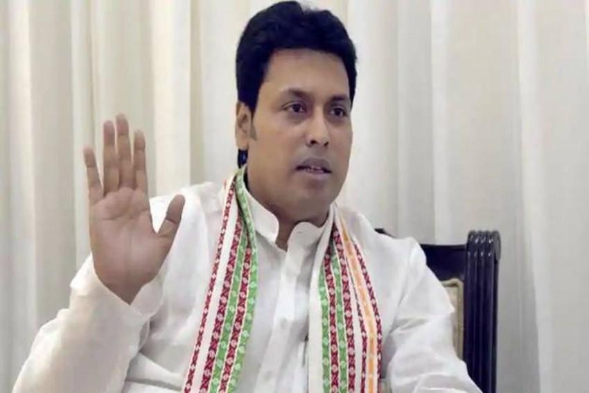 2019 Lok Sabha Elections Will Be A Fight Of Mahabarata: Tripura CM Biplab Deb