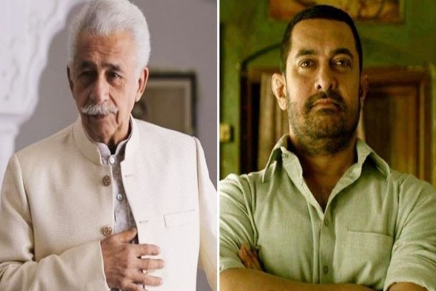 Naseeruddin Shah, Aamir Khan Are 'Traitors', Says RSS' Indresh Kumar
