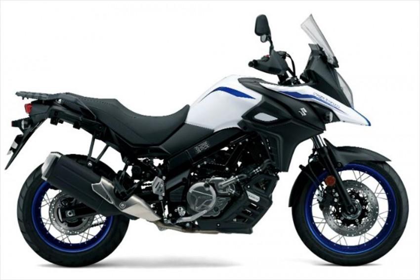 Suzuki Mildly Updates V-Strom 650XT For 2019