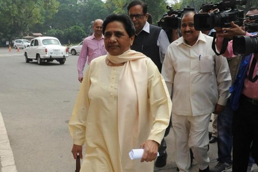 'Is This Promise Another Cruel Joke': Mayawati On Rahul Gandhi's Minimum Income Guarantee Scheme