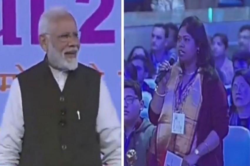 VIDEO: <em>'Yeh PUBG Wala Hai Kya?'</em> PM Modi To A Mother At Pariksha Pe Charcha 2