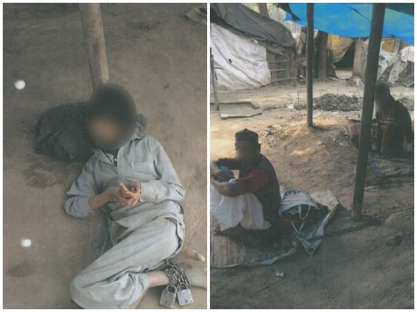 Thousands Of Mentally Ill People Chained Like Cattle For Years In Sheds In UP