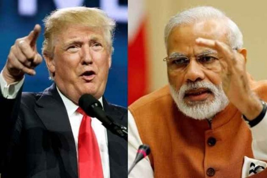 India Rejects Trump's Jibe At PM On 'Library In Afghanistan'