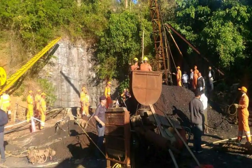 'Not Satisfied With Steps Taken, It's A Question Of Life And Death': SC On Trapped Meghalaya Miners