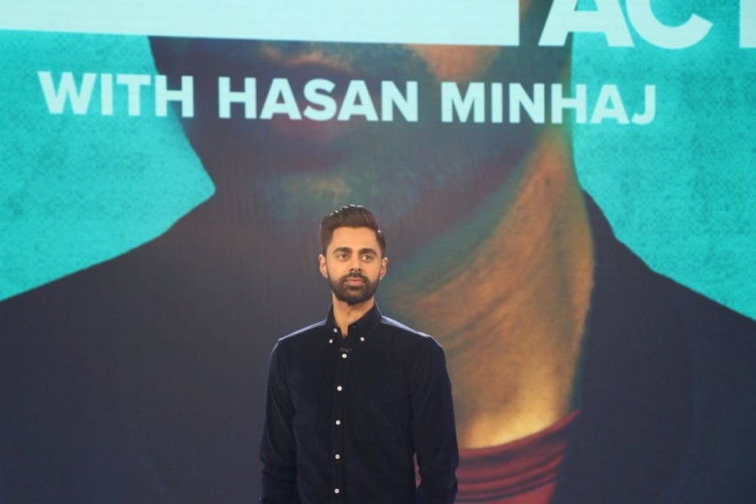 Hasan Minhaj: From 'Homecoming King' To 'Patriot Act', Controversy And More