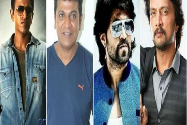 Four Top Kannada Actors, 3 Producers Raided By IT Officials In Bengaluru