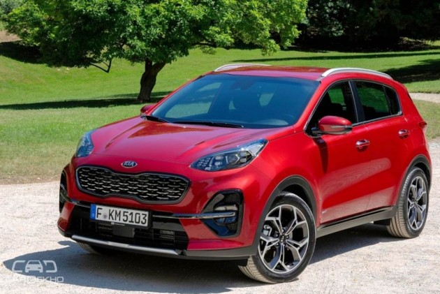Kia Sportage: The SUV In TV Commercial Is NOT Coming To India
