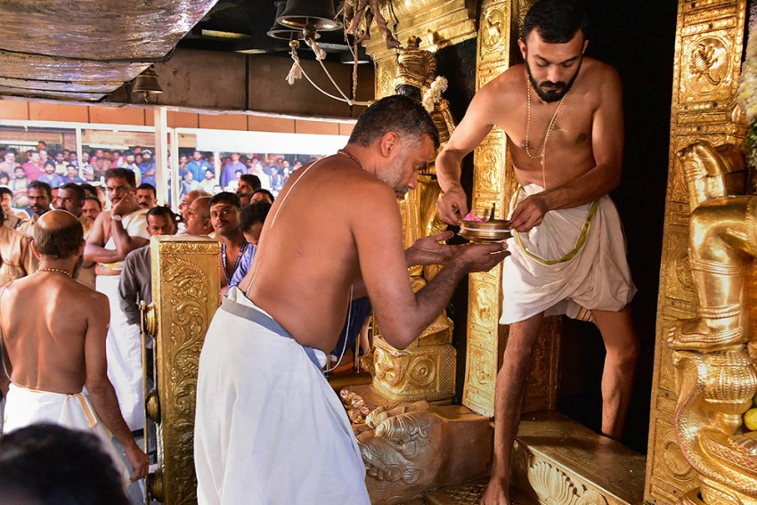 Sabarimala Temple Row: Kerala CM Lashes Out At BJP, RSS For Violence During Hartal