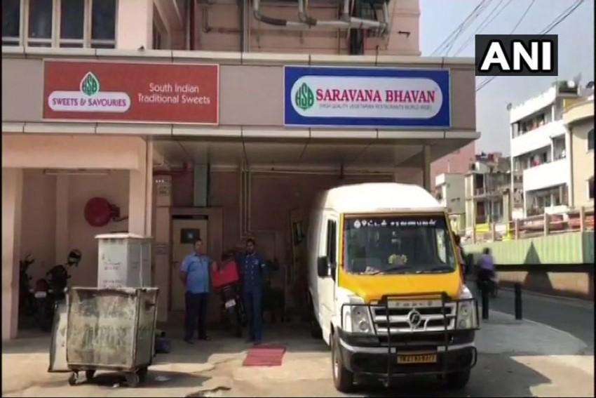IT Raids Popular Food Chains Including Saravana Bhavan In Tamil Nadu