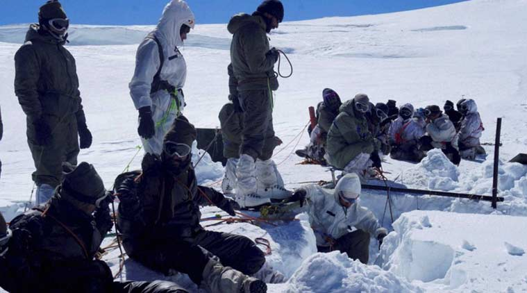 Jammu And Kashmir: One Army Jawan Killed, Another Injured In Avalanche Near LoC