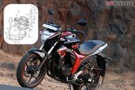 Suzuki Gixxer 250 Engine Details Emerge